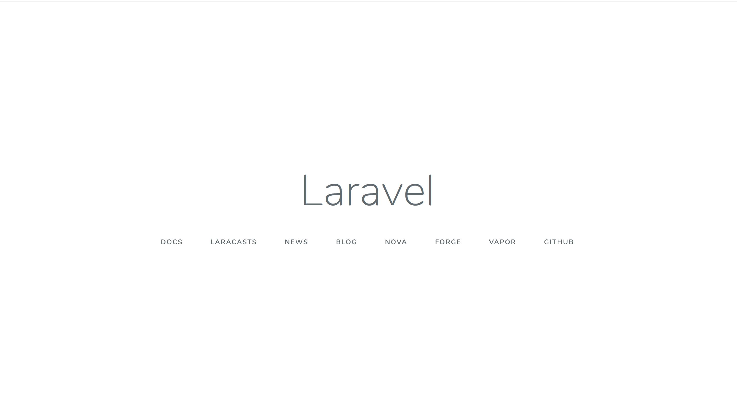 macにLaravelを導入